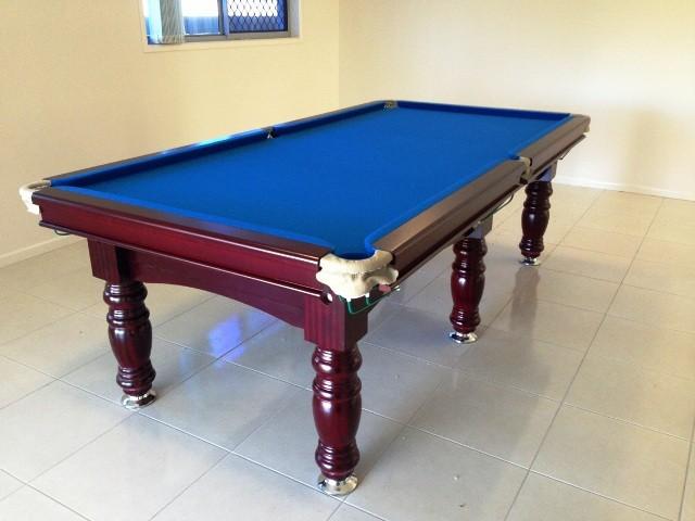 Pool table 8ft slate billiard snooker table for 10 feet pool table