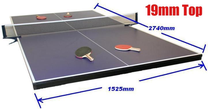 Pub Size Pool Table 8ft Snooker Billiard Table Blue