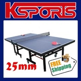 TABLE TENNIS PING PONG TABLE 25MM TOP - Professional Quality