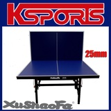 Xu Shao Fa 25mm Table Tennis Ping Pong Table - PROFESSIONAL SIZE