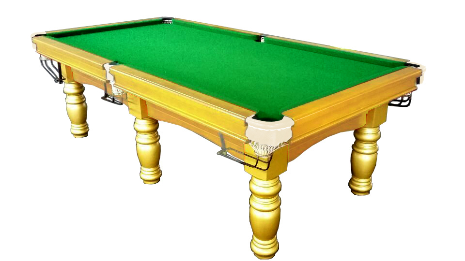 The 6 Legs Pool Table Also Increases The Length Of The Pool Table By 9cm,  Adding It On To The Overall Length. (From 2.45m To 2.54m)