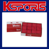 Master Billiard Pool Chalk - DOZEN (12) - Red